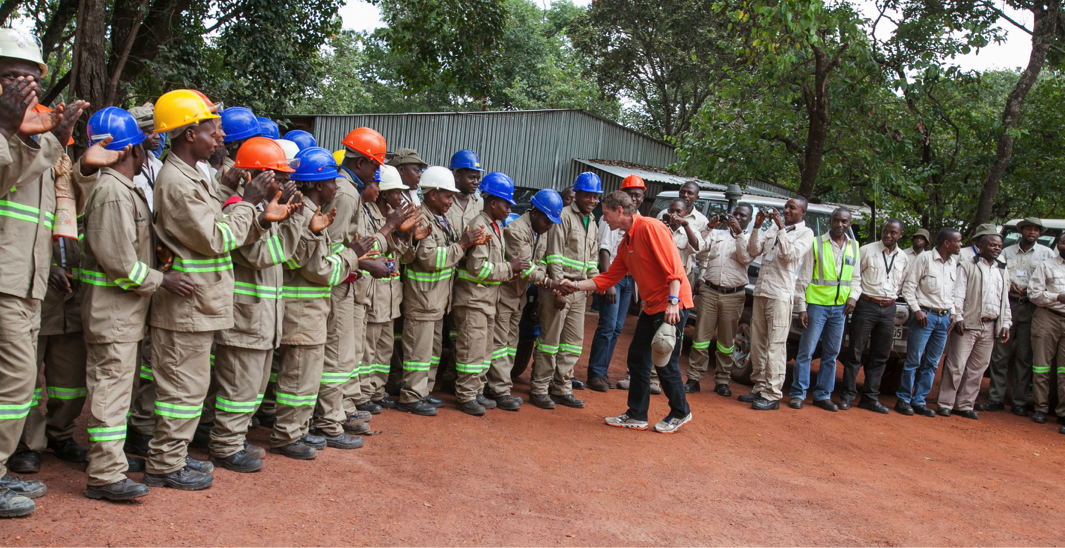 Said That Discussions For Financing The Construction Of Initial 6 Mtpa Mine At Kakula Are Progressing Well With China Based Financial Institutions